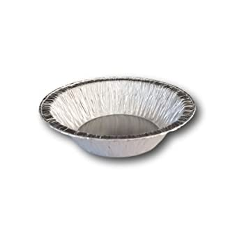 Amazon Com Disposable Aluminum 5 Quot Tart Pan Individual Pie