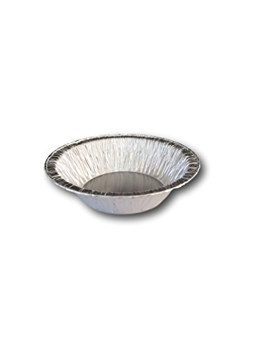 5 inch pie tins disposable - 4