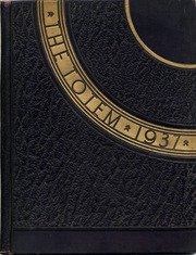 (Custom Reprint) Yearbook: 1937 Lincoln High School - Totem Yearbook (Seattle, WA)