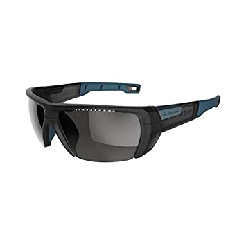 7054f02062 Orao MH 590 Adult Category 4 Hiking Glasses - Black Blue  Amazon.in  Sports