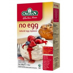 (6 PACK) - Orgran - No Egg (Egg Replacer) | 200g | (Egg Replacement)