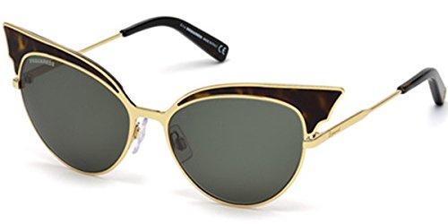 Dsquared - Gafas de sol - para mujer havanna dunkel: Amazon ...