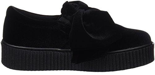 30666 Black para Zapatillas Negro Mujer Gioseppo TqBXdB