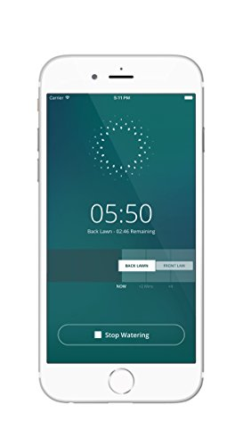 Blossom 7 Smart Watering Controller 7 Zone WiFi Compatible with Alexa