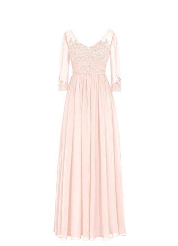 A 44 Donna Ad Linea Champagner Vestito Fanciest tAwF8qx1T
