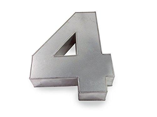 Eurotins Baking Tin - Number 4