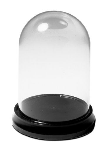 Woodland Scenics HO Scale Mini-Scene Glass Display Dome and (Ho Scale Mini Scene)