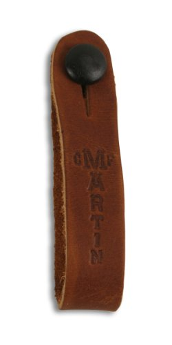 C.F. Martin & Co 18A0032 Guitar Leather Head Stock Strap Tie