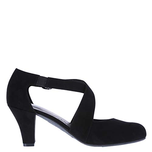 Images of dexflex Comfort Women's Macie Cross Strap Pump US