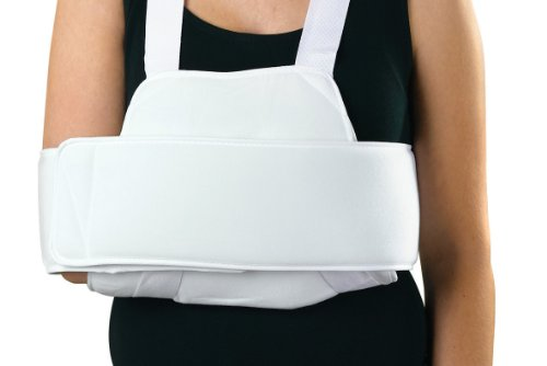 Immobilizer Swathe - Medline Sling and Swathe Immobilizer, Medium