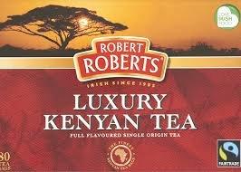 Robert Roberts Luxury Kenyan Fairtrade Tea 80