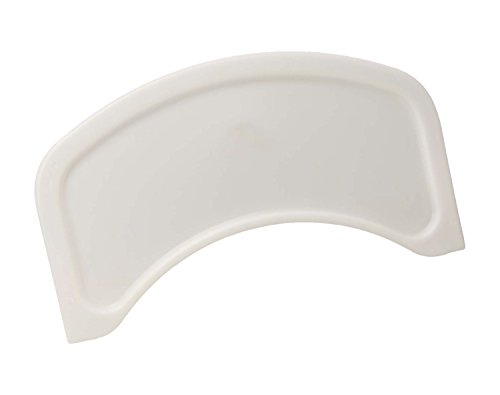 Keekaroo Height Right Tray Extra Plastic Cover, White, New,