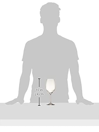 Lenox L6099808-000 Tuscany Classics Grand Beaujolais Clear Set of 4