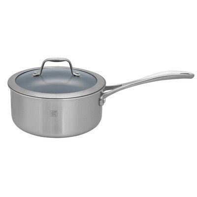 Spirit Saucepan with Lid Size: 2-qt.