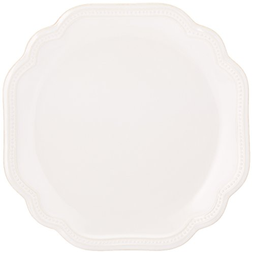 Lenox 4-Piece French Perle Bead Dinner Set, White by Lenox (Image #3)