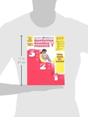 Amazon.com: Nonfiction Reading Practice, Grade 1 (9781557999405 ...
