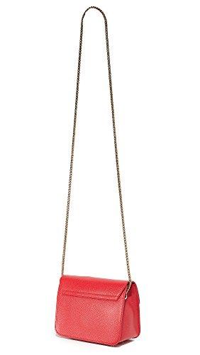 Cross Mini Ruby Metropolis Bag Red Body Crossbody FURLA Womens Rn4Ez