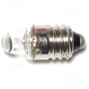 #222 Miniature Light Bulb (5 pieces) (222 Miniature Bulbs)