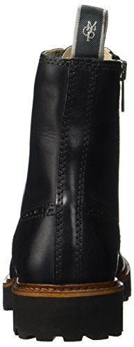 Marc O'Polo Women's Lace Flatheel Bootie 70814236302108 Slouch Boots Schwarz (Black) discount 100% guaranteed cheap low price fee shipping pay with paypal online J366eQdRtE