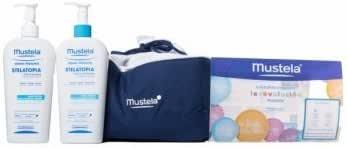 Pack Mustela Fiesta Bebe Piel Atopica Stelatopia lavante y emoliente: Amazon.es: Salud y cuidado personal