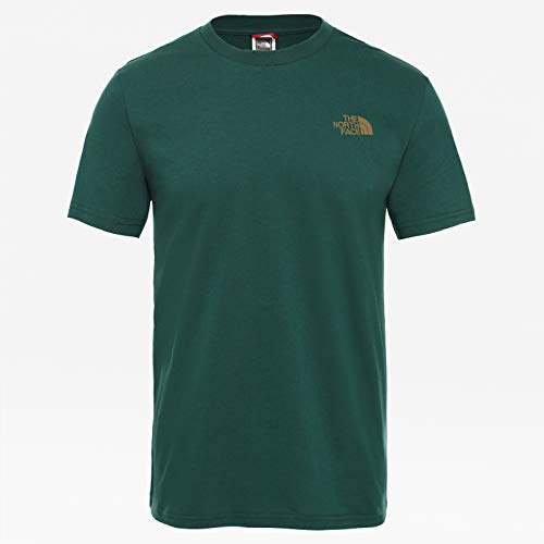 The North Face M S/S Simple Do, T-Shirt Girocollo a Maniche Corte Uomo