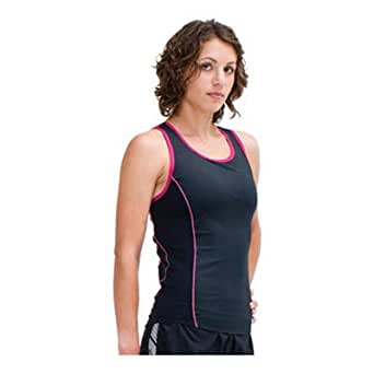 Zoot Women's ULTRA Run Racerback (X-Small, Black)