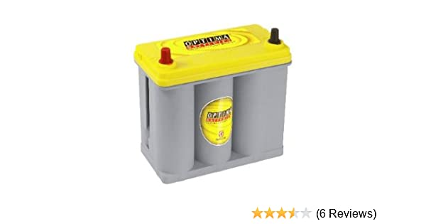Optima Batteries Ds46b24r Yellow Top Battery