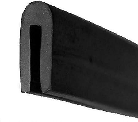eutras Protection des Bords 2169/Pince profil passepoil ks1053 /2/mm Serrage 3/m Blanc 1/