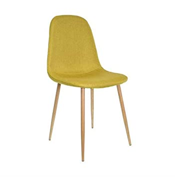 Design Anis Scandinave Métal Chaise 45x55xh85cmCuisine eWED29YbHI