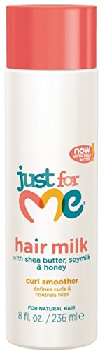 Just For Me Hair Milk Curl Smoother, 8 oz Pack of 12