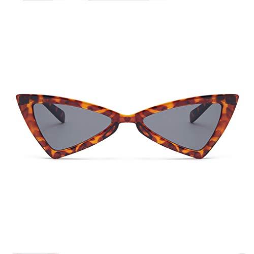 Des de Triangle Lunettes Harajuku soleil Couleur de B lunettes C rétro Sport Shot Korean Soleil Femme Street rTR8qxrw5W
