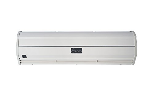 Awoco Elegant 900 CFM 2 Speeds Indoor Air Curtain with Heavy Duty Door Switch, 36-Inch by Awoco