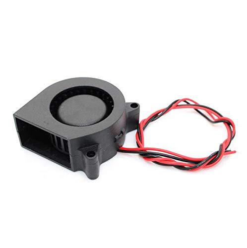 10 pcs 3D Printer Turbo Fan Blower Cooling Fan 4020 12V 40mm x 40mm x 20mm
