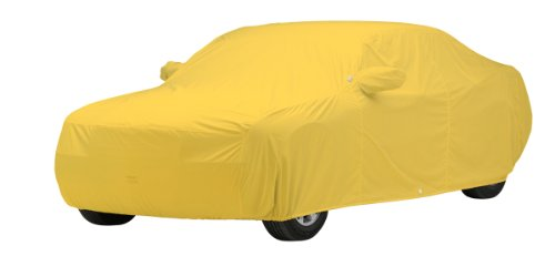 Covercraft Custom Fit Car Cover for Ford Sedan - WeatherShield HP Fabric (Yellow)