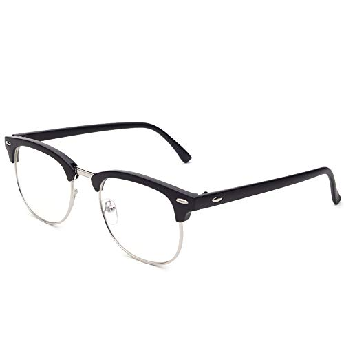 Distance Glasses Men -0.50 Women Nearsighted Spectacles Stylish Shortsighted Myopia Eyeglasses **These are not Reading Glasses**