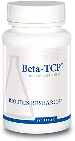 Beta-TCP Tablets by Biotics Research 180