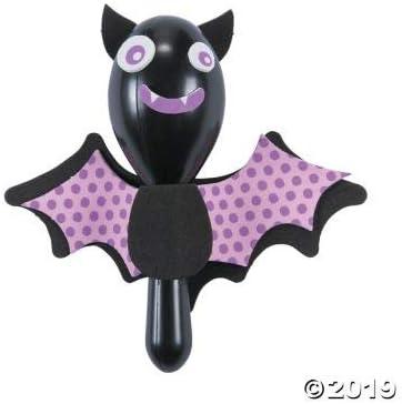 Bat Maraca Craft Kit