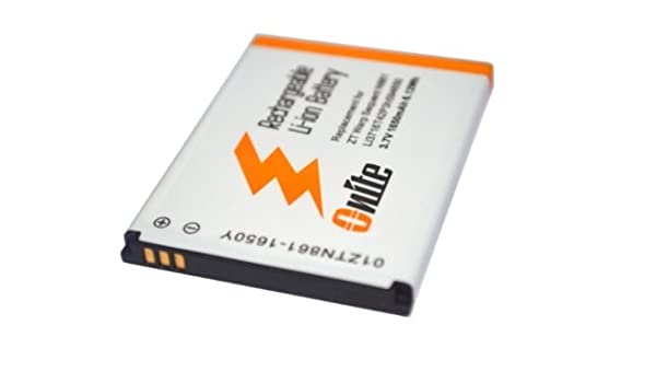 Onite 1650mAh Battery for ZTE Warp Sequent (Boost Mobile