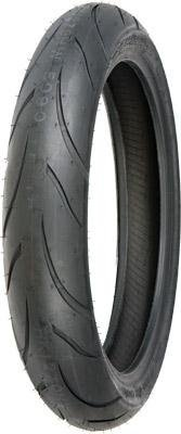 Shinko 011 Verge Radial Front 120/70ZR17 Motorcycle Tire