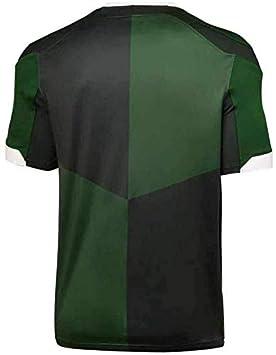 RWC Galles Home And Away Calcio Maglie S-5XL Quick-Dry Athletic-Fit Run T-Shirt Verde-M CHERSH Maglia da Rugby Polo Traspirante Manica Corta in 2019 Coppe del Mondo