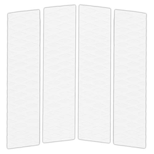 (Front Traction Pad for Surfboards & Skimboards (White))