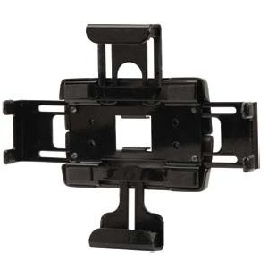 Peerless-AV Wall Mount for Tablet PC - 7.7'' to 13.8'' Screen Support - 5 lb Load Capacity - Polyester - Black - PTM200 by Generic