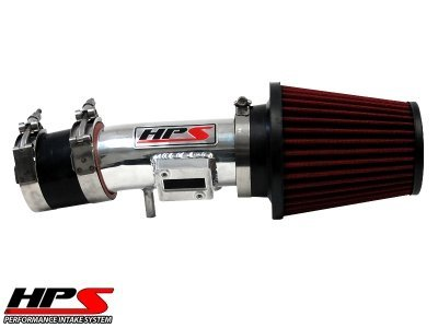 (HPS 27-102P Short Ram Air Intake Kit)