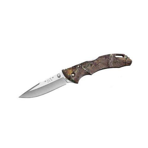 Buck Knives 0285CMS18 Bantam Folding Pocket Knife with Pocket Clip, Realtree Xtra Camo