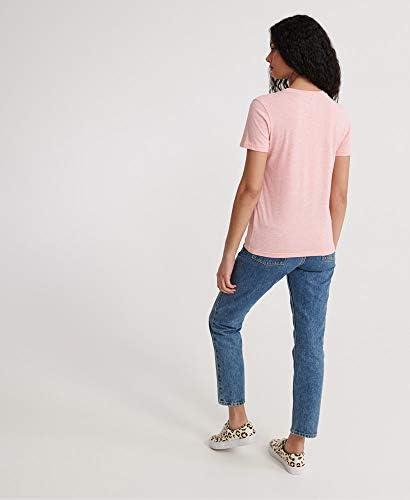 Superdry damska koszulka VL Floral Infill Entry Tee: Odzież
