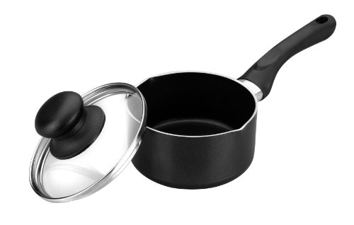 IBILI 406412 SAUCEPAN WITH SPOUT+LID INDUBASIC 12 CM by Ibili
