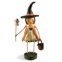 Enchanted Eliza Trick Or Treater