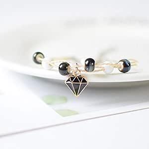 New Bracelet Unicorn Ceramic Bracelet Female Couple Sister Bracelet Student Simple Sweet Gift Gift