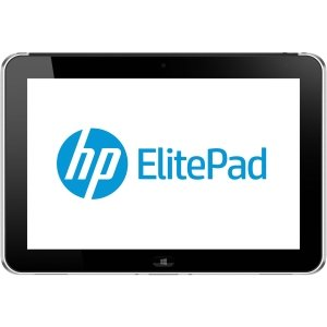 HP ElitePad 900 G1 64 GB Net-tablet PC - 10.1'' - Wireless LAN - Intel Atom Z2760 Dual-core (2 Core) 1.80 GHz F2Q00UT#ABA by HP