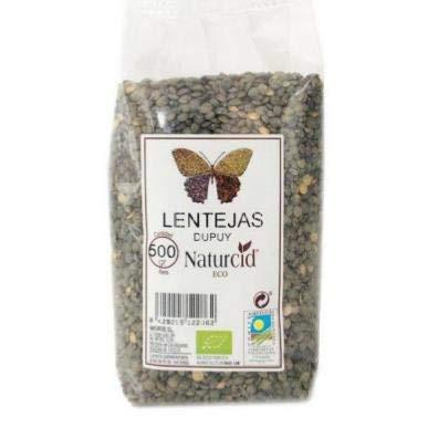 Naturcid Lenteja Dupuy Bio 500g
